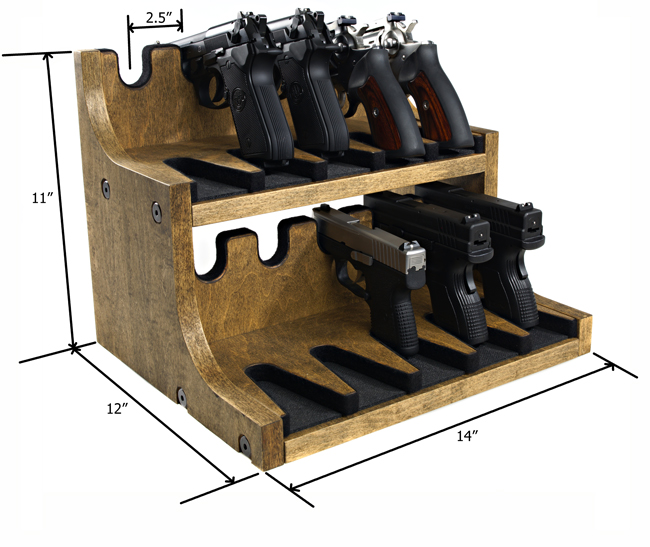 Quality Rotary Gun Racks Quality Pistol Racks Gun Rack