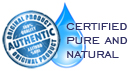 Certified Pure &amp; Natural Dead Sea Salts