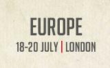 18-20 July | London