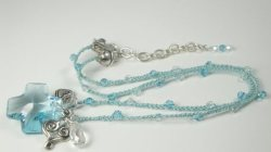 Designer Inspired Braided Cord Necklace