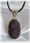 Sterling Chaorite Pendant Necklace