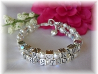Personalized Special Day Bracelet