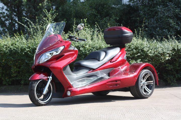 49cc scooters 50cc scooters 150cc scooters to 400cc gas for 3 wheel motor scooters for adults