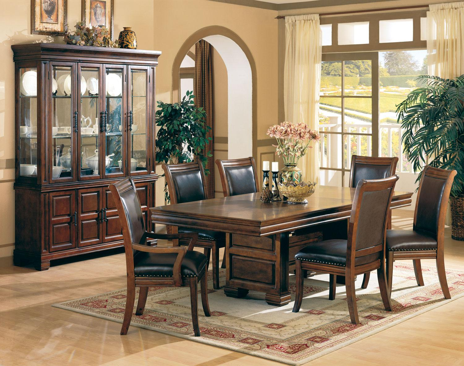 Westminster 7 Pc Dining Set 3635 by Coaster