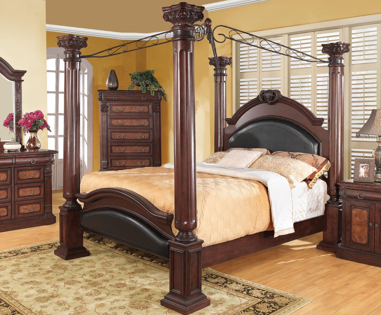 Grand Prado Estate Style Poster Queen Bed