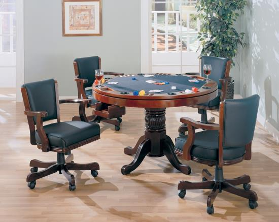 Game Table Sets For Less At LaPorta Furniture   Discount Game Tables    Affordable Pub Sets