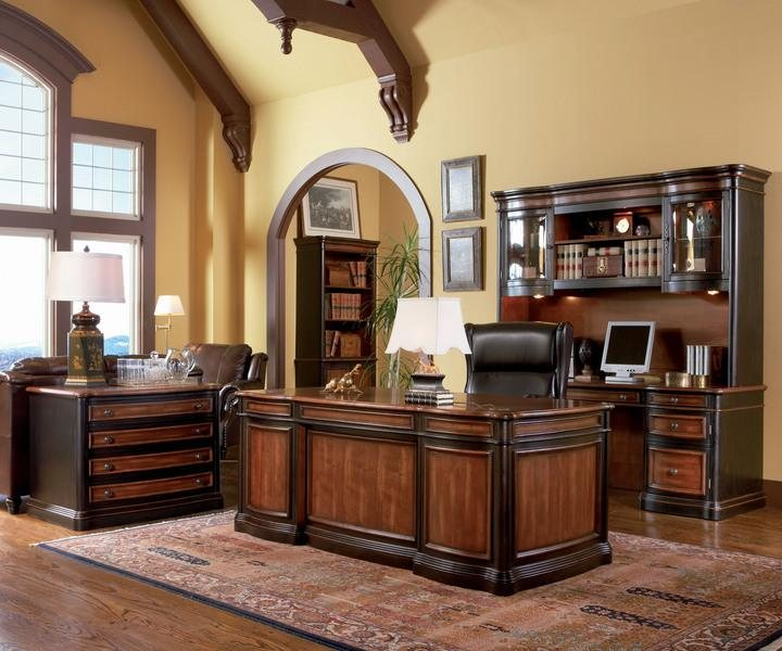 Astoria Grand Executive Home Office Desk