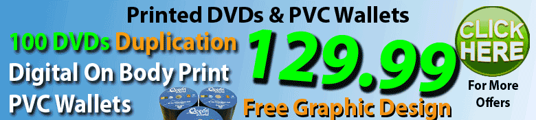 DVD Duplication Ireland