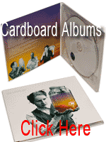 Cardboard Album Duplication Ireland