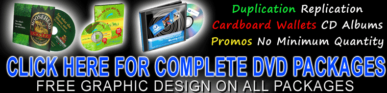 DVD Replication Ireland