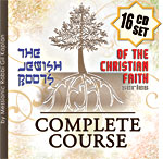 The Jewish Roots of the Chrisstian Faith - Complete 16CD Set