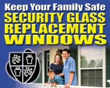Security Glass Replacement Windows