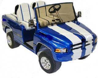 Melissa S Golf Cart Custom Body Kits Custom Golf Cart Body Kits