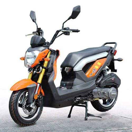 gas scooter dirt bikes motorcycles go karts 4 wheelers trikes side by sides 200cc dfx. Black Bedroom Furniture Sets. Home Design Ideas