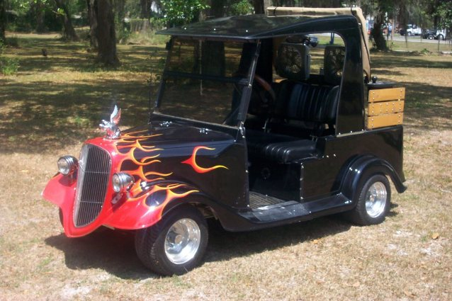 Jeep Golf Cart Body on best brand gas golf cart